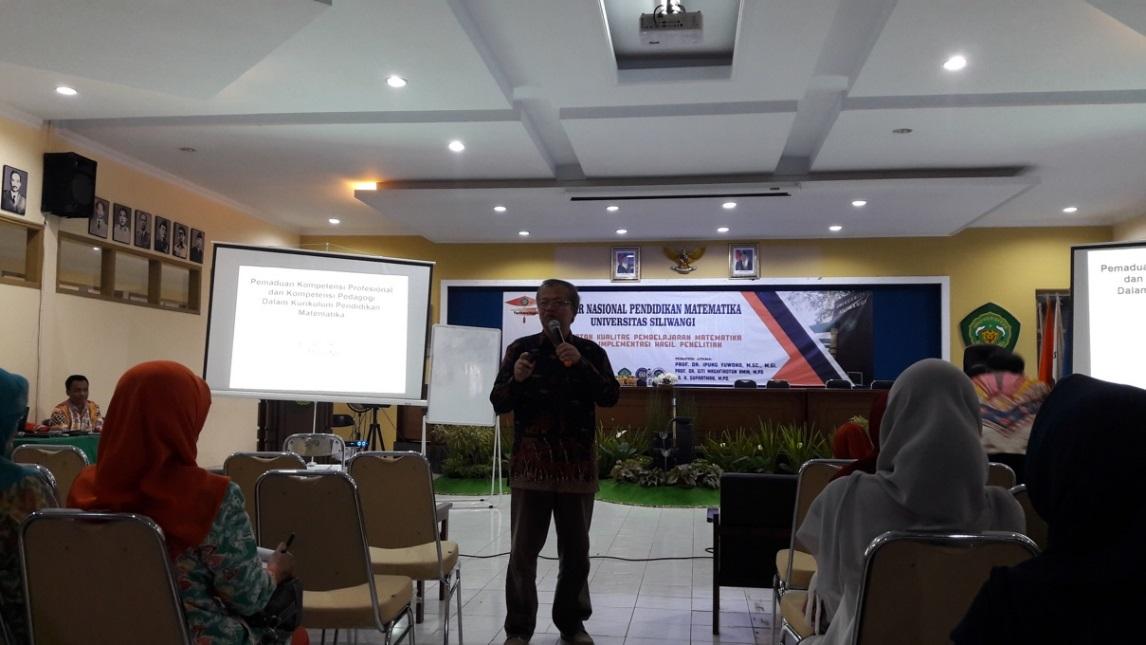 Seminar Nasional Matematika Universitas Siliwangi
