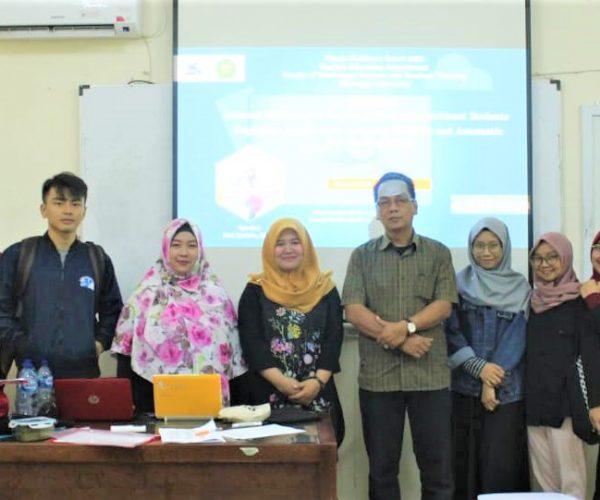 Seminar dan Workshop Pengelolaan Referensi Karya Ilmiah