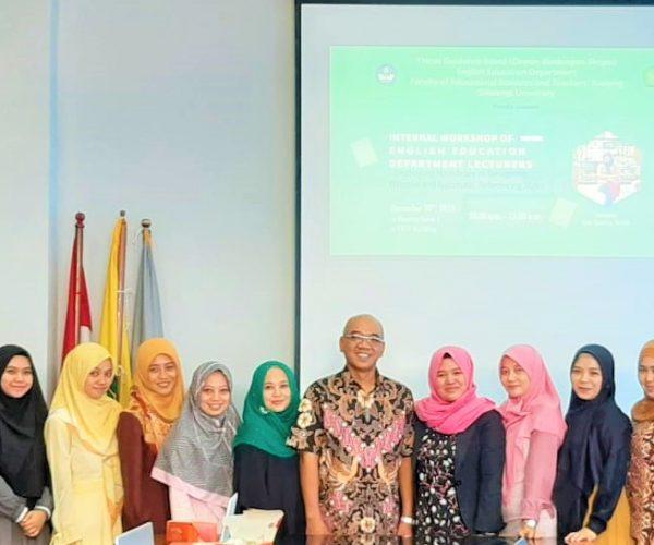 Seminar dan Workshop Internal Pengunaan Mendeley